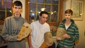 Praxislernen in der Keramikwerkstatt des CTA Kulturvereins
