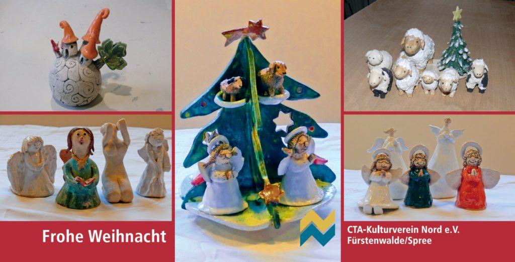 Der CTA Kulturverein wünscht frohe Weihnachten und einen guten Rutsch ins neue Jahr.